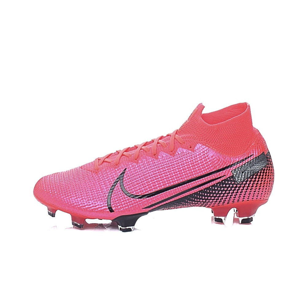 NIKE – Unisex παπούτσια football NIKE SUPERFLY 7 ELITE FG κόκκινο-ροζ