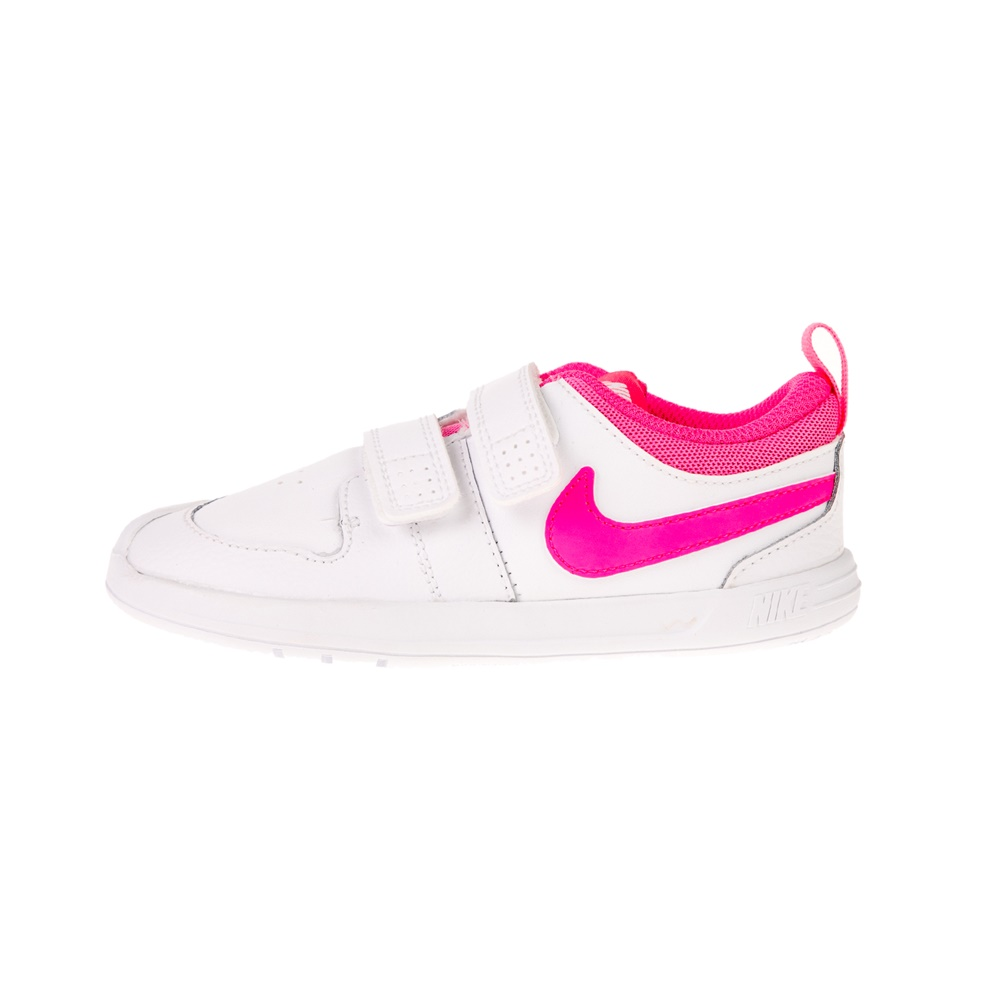 NIKE – Βρεφικά παπούτσια NIKE PICO 5 (TDV) λευκά
