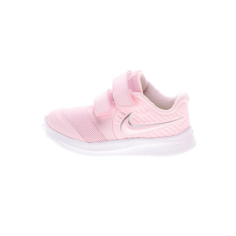 NIKE – Βρεφικά παπούτσια NIKE STAR RUNNER 2 (TDV) ρόζ