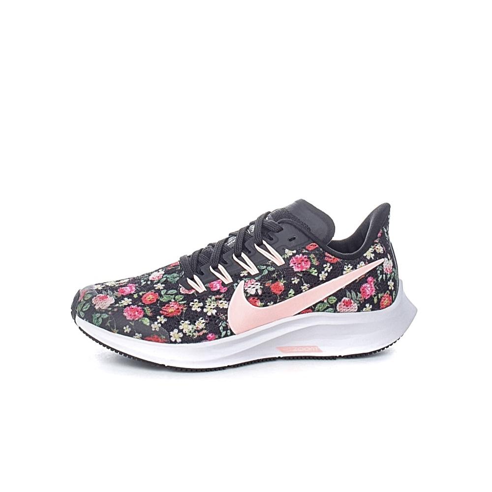 NIKE – Παιδικά παπούτσια NIKE AIR ZM PEGASUS 36 VF (GS) μαύρα φλοράλ
