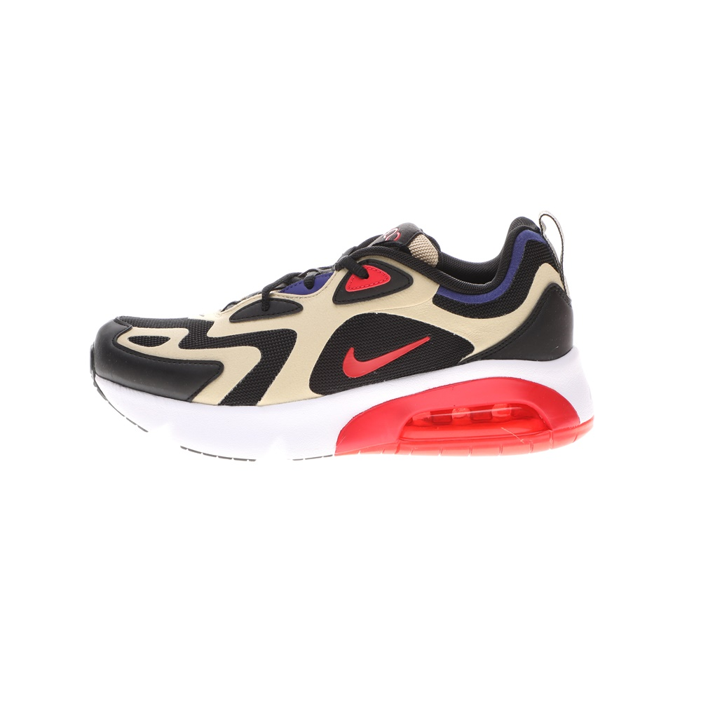 NIKE – Παιδικά παπούτσια NIKE AIR MAX 200 (GS) μαύρα μπεζ
