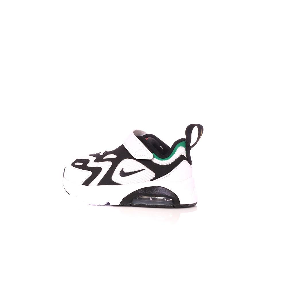 NIKE – Βρεφικά αθλητικά παπούτσια NIKE AIR MAX 200 (TD) λευκά