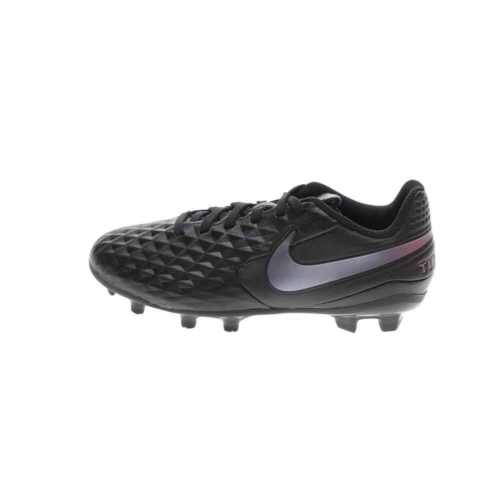 NIKE – Παιδικά παπούτσια football NIKE JR LEGEND 8 ACADEMY FG/MG μαύρα