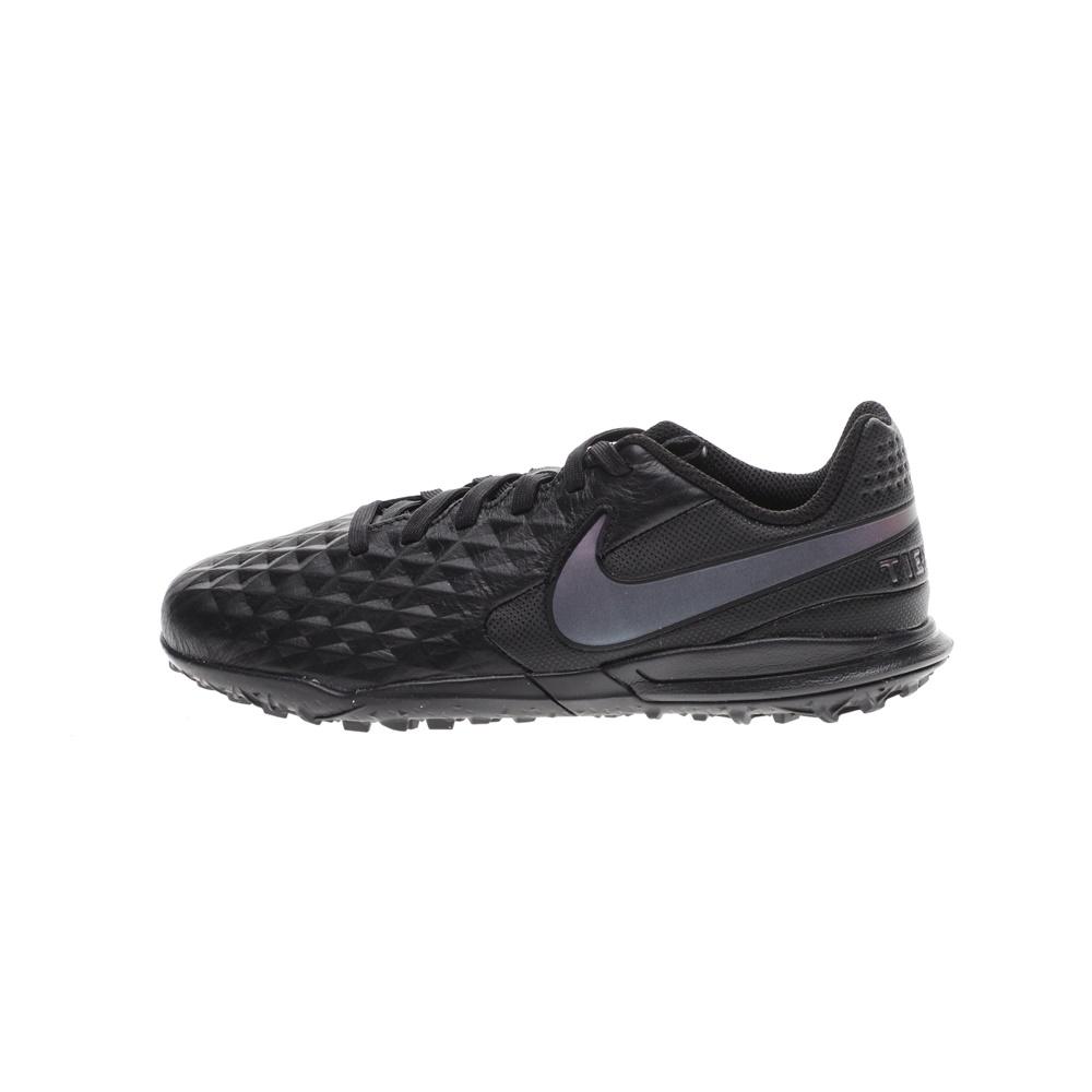 NIKE – Παιδικά παπούτσια football NIKE JR LEGEND 8 ACADEMY TF μαύρα