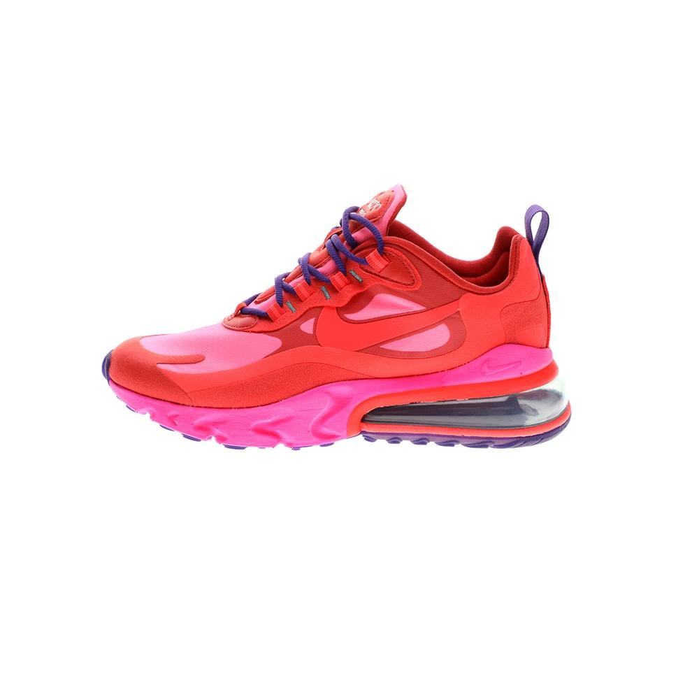 NIKE – Γυναικεία παπούτσια running NIKE AIR MAX 270 REACT κόκκινα ροζ