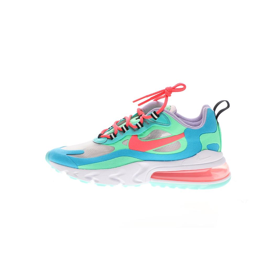 NIKE – Γυναικεία παπούτσια running ΝΙΚΕ AIR MAX 270 REACT μπλε πράσινα
