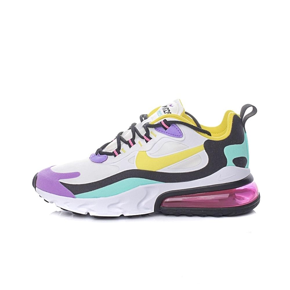 NIKE – Γυναικεία αθλητικά παπούτσια NIKE AIR MAX 270 REACT λευκά