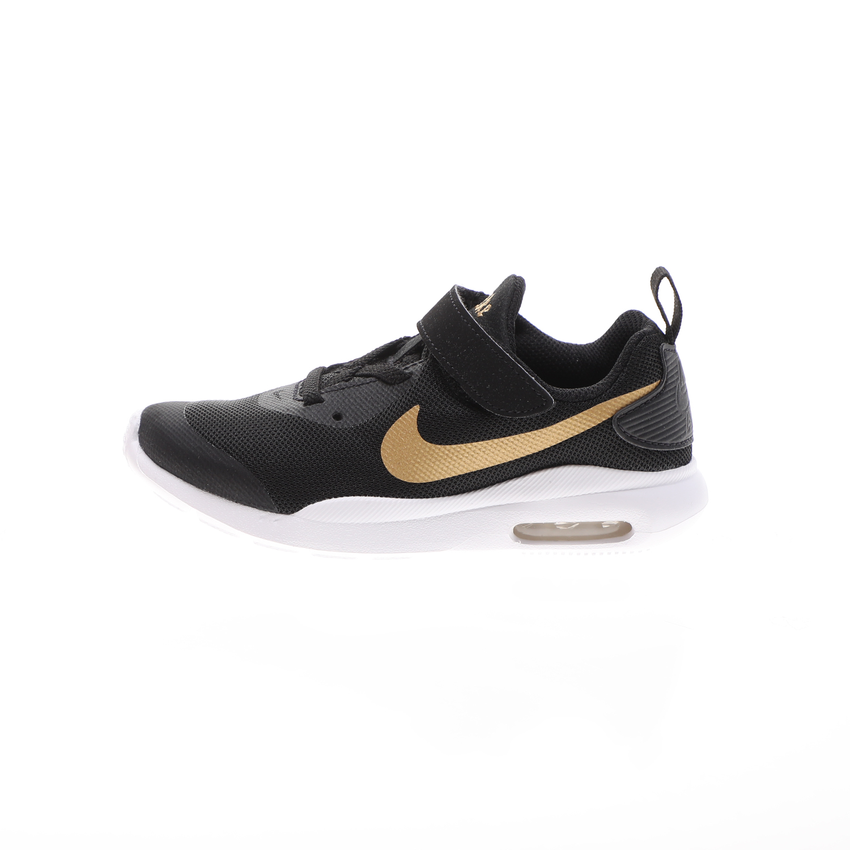 NIKE – Παιδικά παπούτσια NIKE AIR MAX OKETO VTB (PSV) μαύρα χρυσά