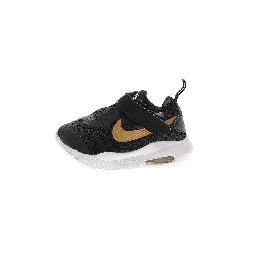 NIKE – Βρεφικά αθλητικά παπούτσια NIKE AIR MAX OKETO VTB (TDV) μαύρα