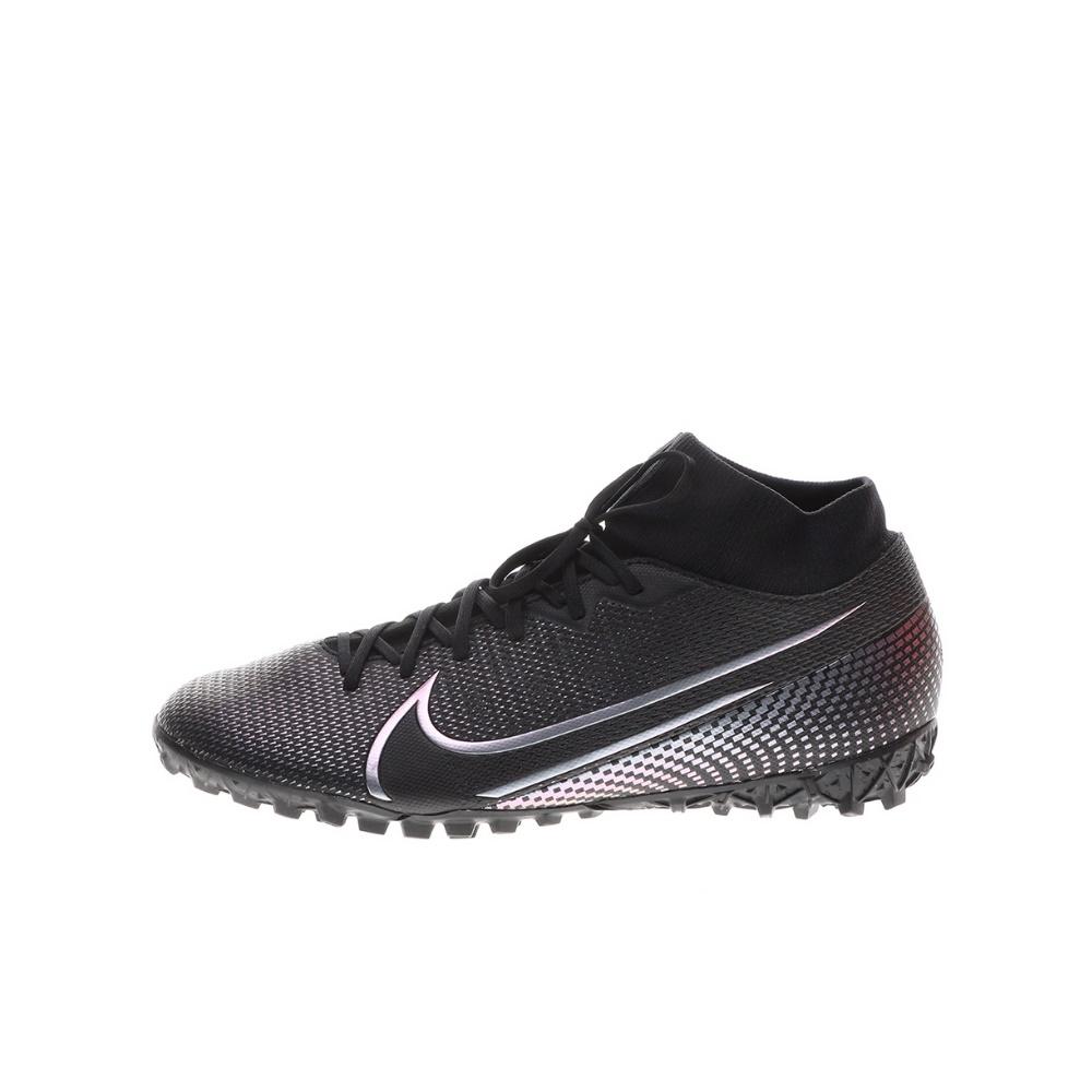 NIKE – Unisex παπούτσια football NIKE SUPERFLY 7 ACADEMY TF μαύρα