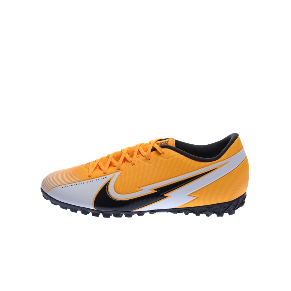NIKE – Unisex παπούτσια football NIKE VAPOR 13 ACADEMY TF πορτοκαλί