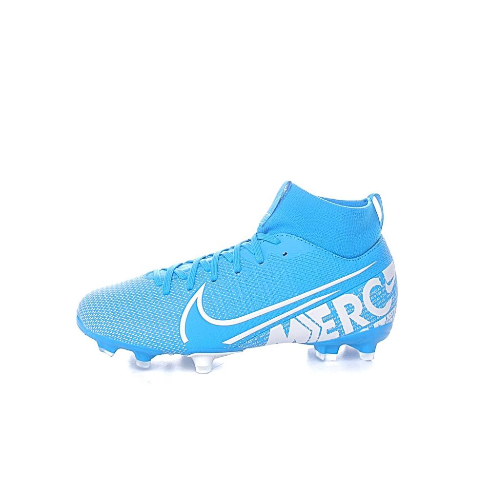 NIKE – Παιδικά ποδοσφαιρικά παπούτσια NIKE JR SUPERFLY 7 ACADEMY FG/MG τυρκουάζ