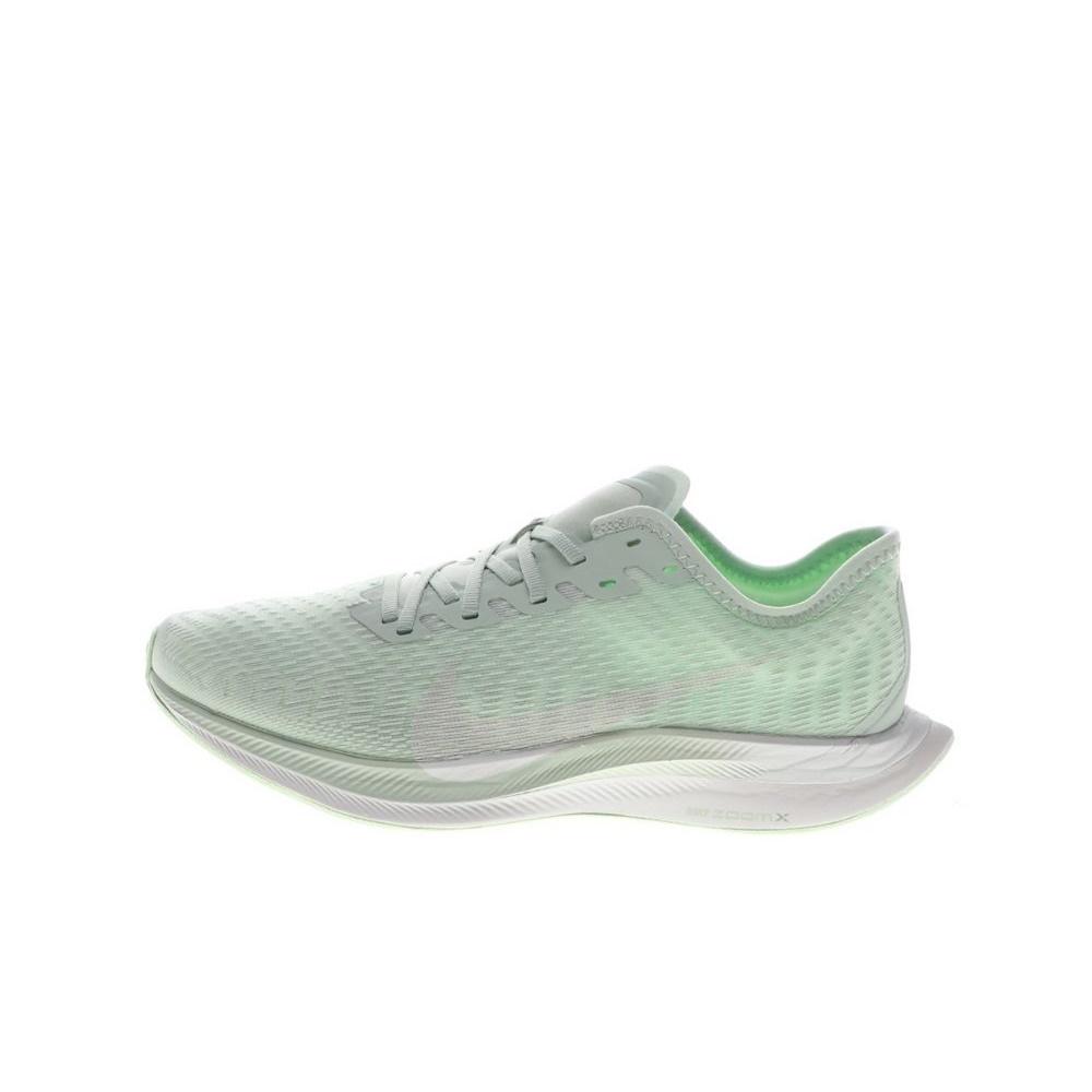 NIKE – Γυναικεία παπούτσια running NIKE ZOOM PEGASUS TURBO 2 πράσινα
