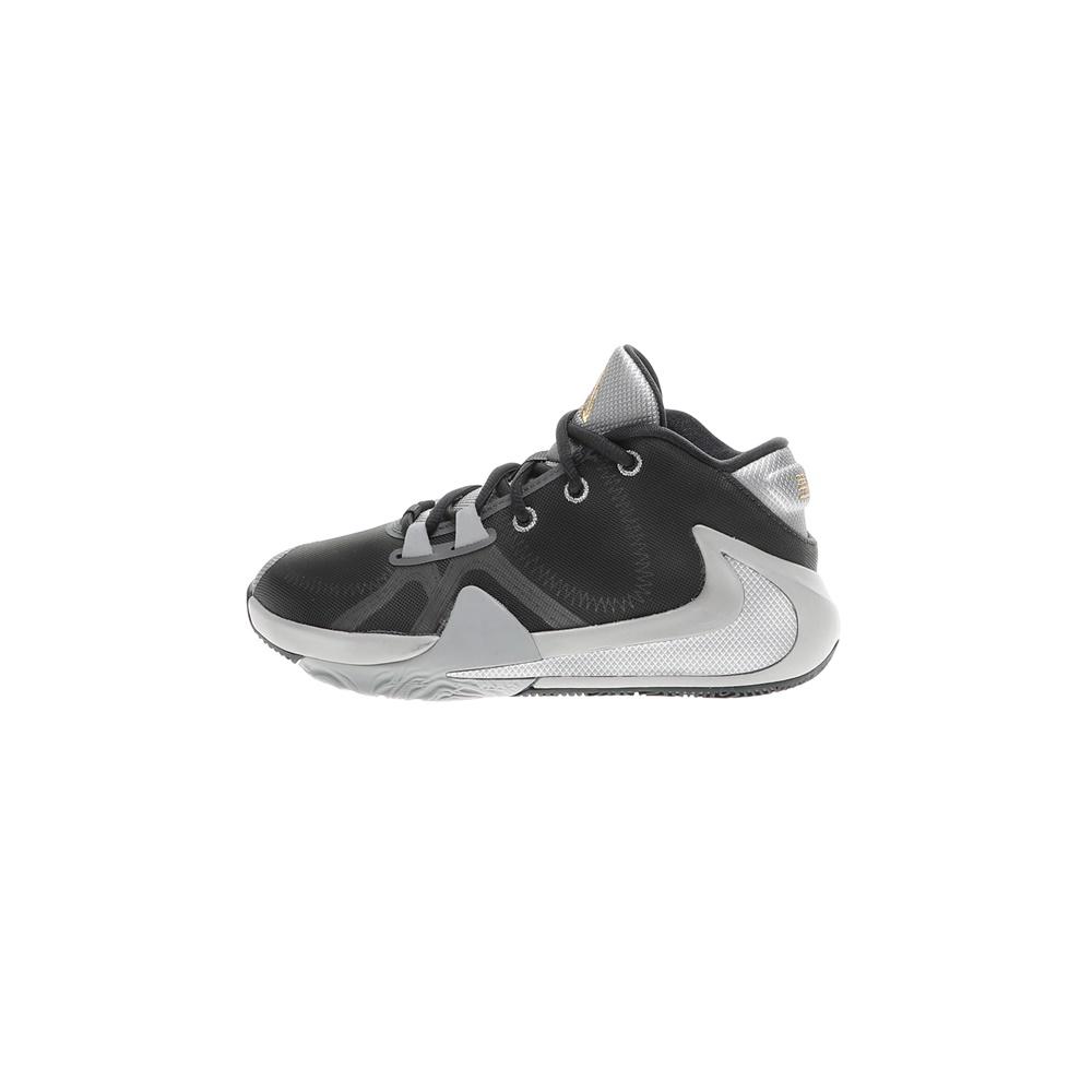 NIKE – Παιδικά παπούτσια basketball NIKE FREAK 1 (GS) γκρι ασημί