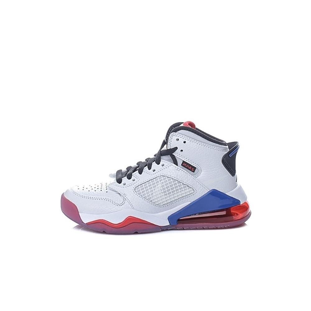 NIKE – Παιδικά παπούτσια basketball NIKE JORDAN MARS 270 (GS) λευκά