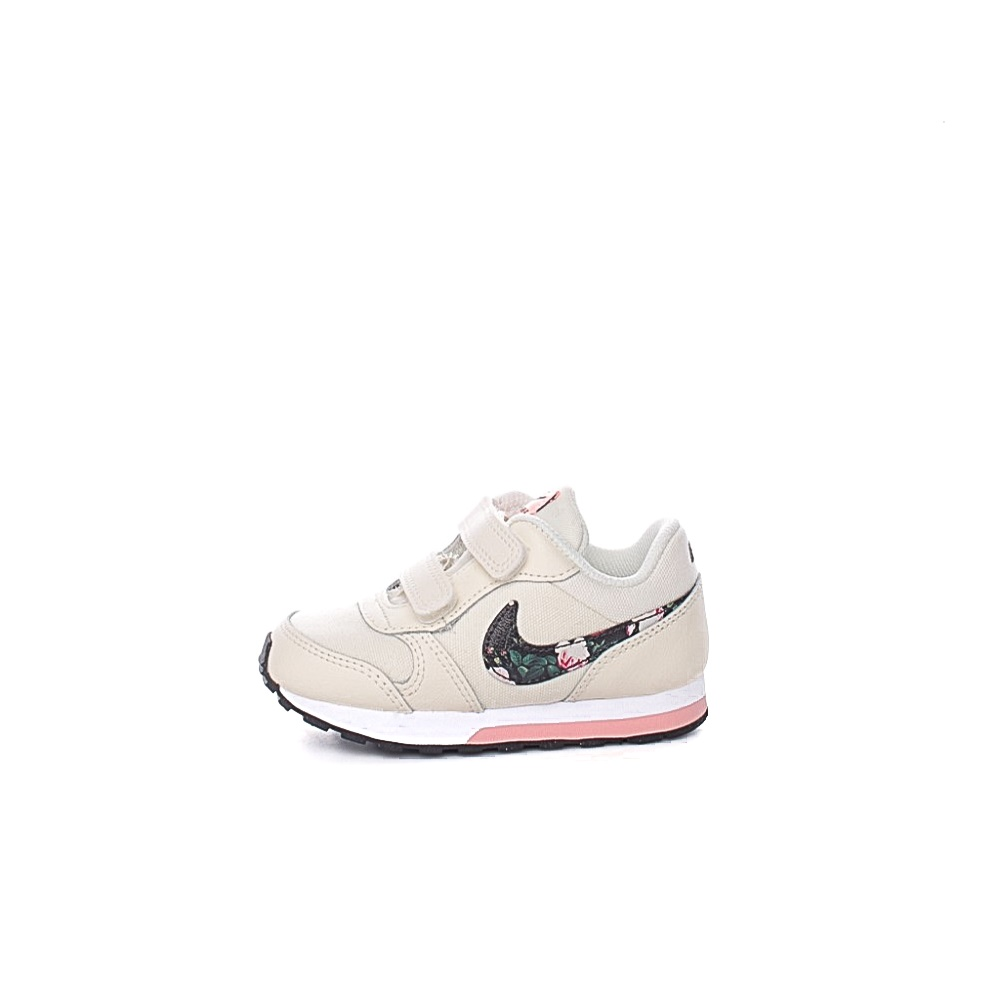 NIKE – Βρεφικά παπούτσια NIKE MD RUNNER 2 VF (TDV) λευκά