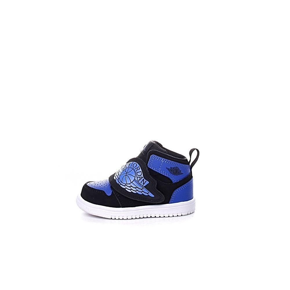 NIKE – Βρεφικά παπούτσια NIKE SKY JORDAN 1 (TD) μπλε
