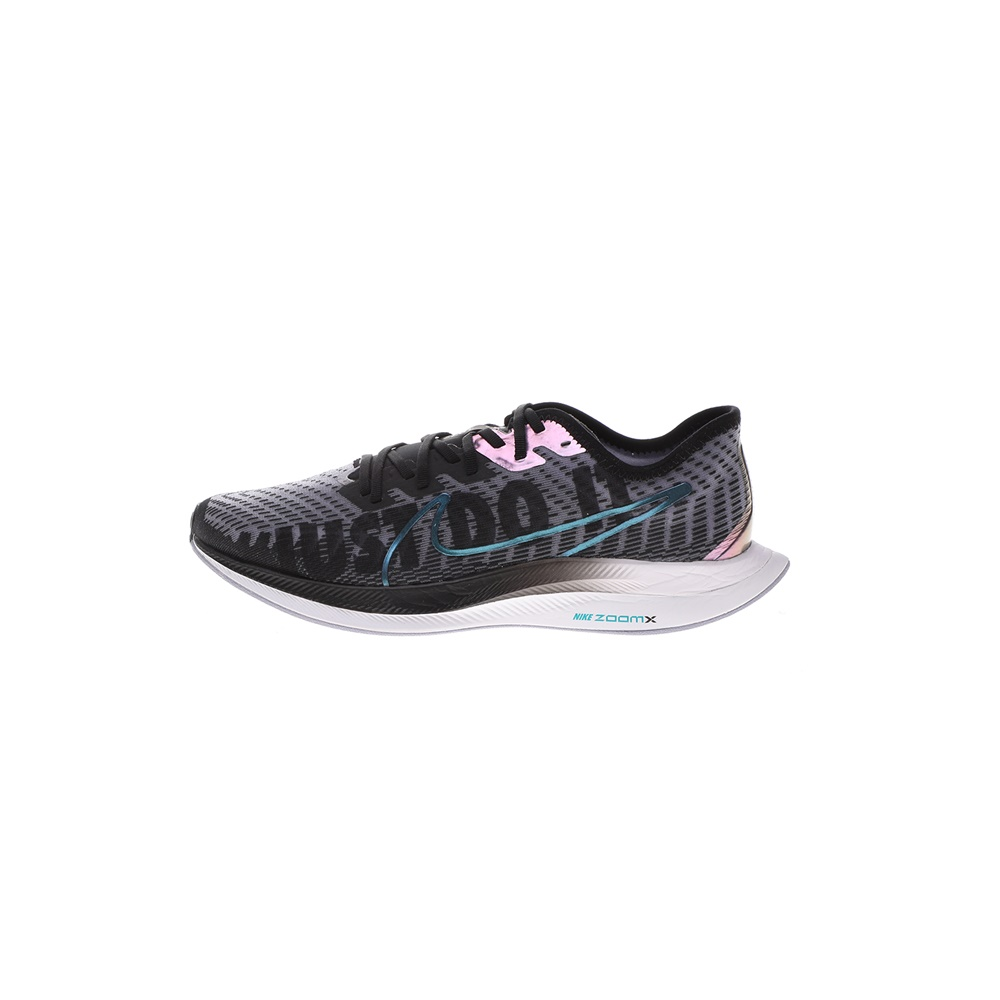 NIKE – Γυναικεία παπούτσια running ZOOM PEGASUS TURBO 2 RISE μαύρα μπλε