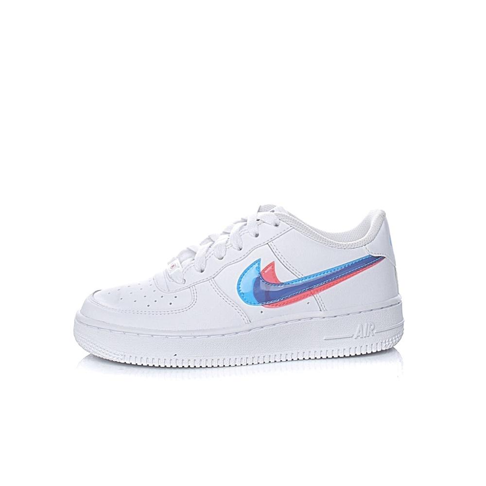 NIKE – Παιδικά παπούτσια NIKE AIR FORCE 1 LV8 KSA (GS) λευκά