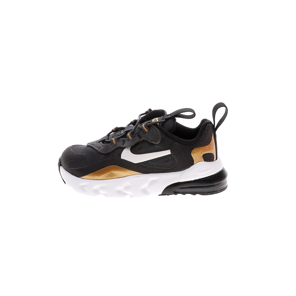 NIKE – Βρεφικά παπούτσια NIKE AIR MAX 270 RT (TD) ανθρακί