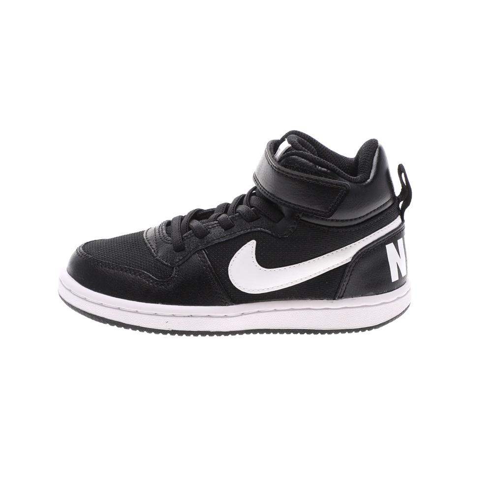 NIKE – Παιδικά παπούτσια basketball NIKE COURT BOROUGH MID PE (PSV) μαύρα