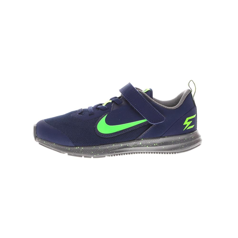 NIKE – Παιδικά αθλητικά παπούτσια NIKE DOWNSHIFTER 9 RW (PSV) μπλε πράσινα
