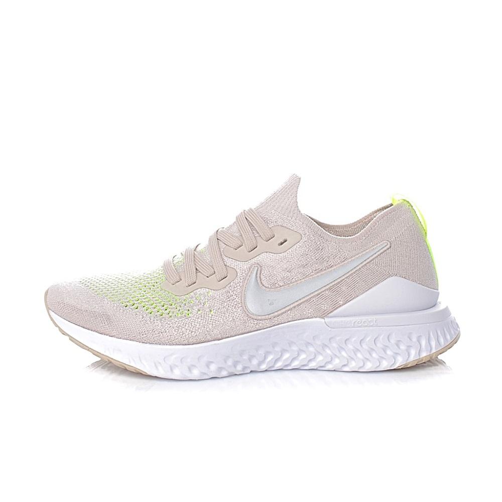 NIKE – Ανδρικά παπούτσια running NIKE EPIC REACT FK 2 εκρού