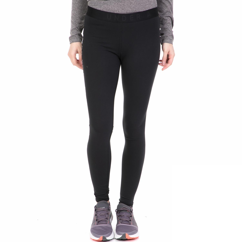 b38ff1570d82 UNDER ARMOUR – Γυναικείο αθλητικό μακρύ κολάν FAVORITE UNDER ARMOUR μαύρο.  Factory Outlet