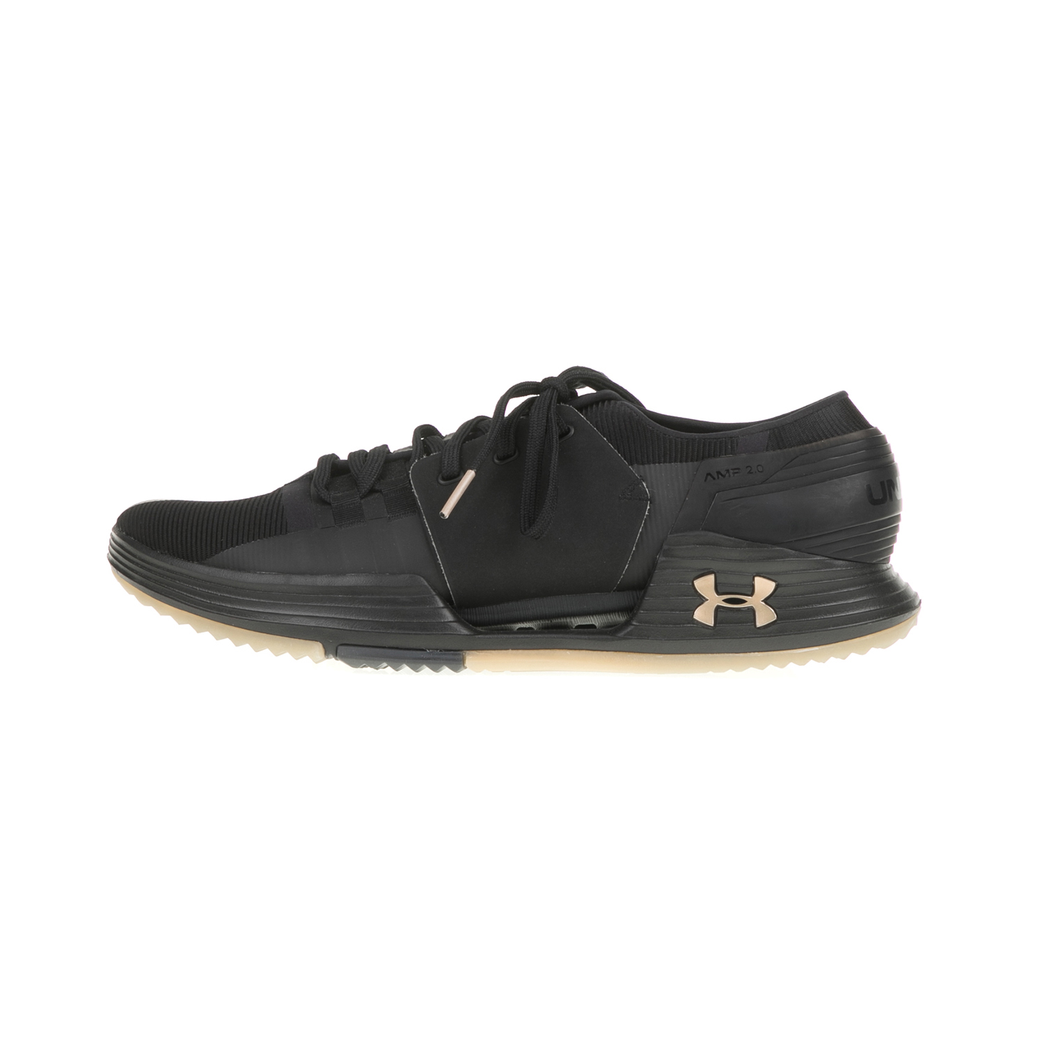 UNDER ARMOUR - Aνδρικά αθλητικά παπούτσια UNDER ARMOUR SPEEDFORM AMP 2.0 μαύρα ανδρικά παπούτσια αθλητικά training