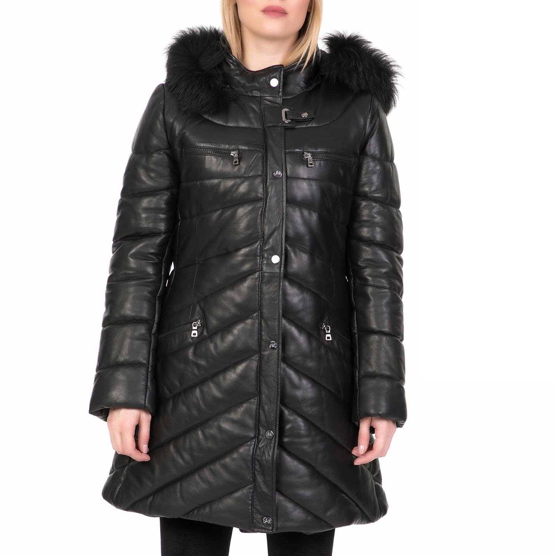 ARMA MAYS   ROSE – Γυναικείο φουσκωτό μπουφάν Aleida TF μαύρο. Factory  Outlet 43f214f9dd2