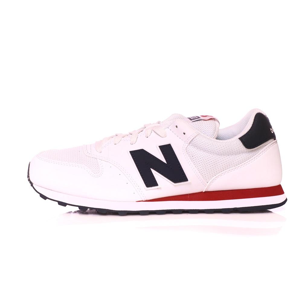 NEW BALANCE – Ανδρικά sneakers NEW BALANCE λευκά