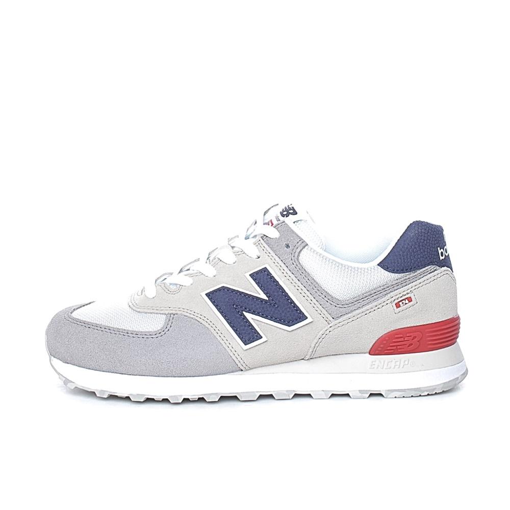 NEW BALANCE – Ανδρικά sneakers NEW BALANCE γκρι