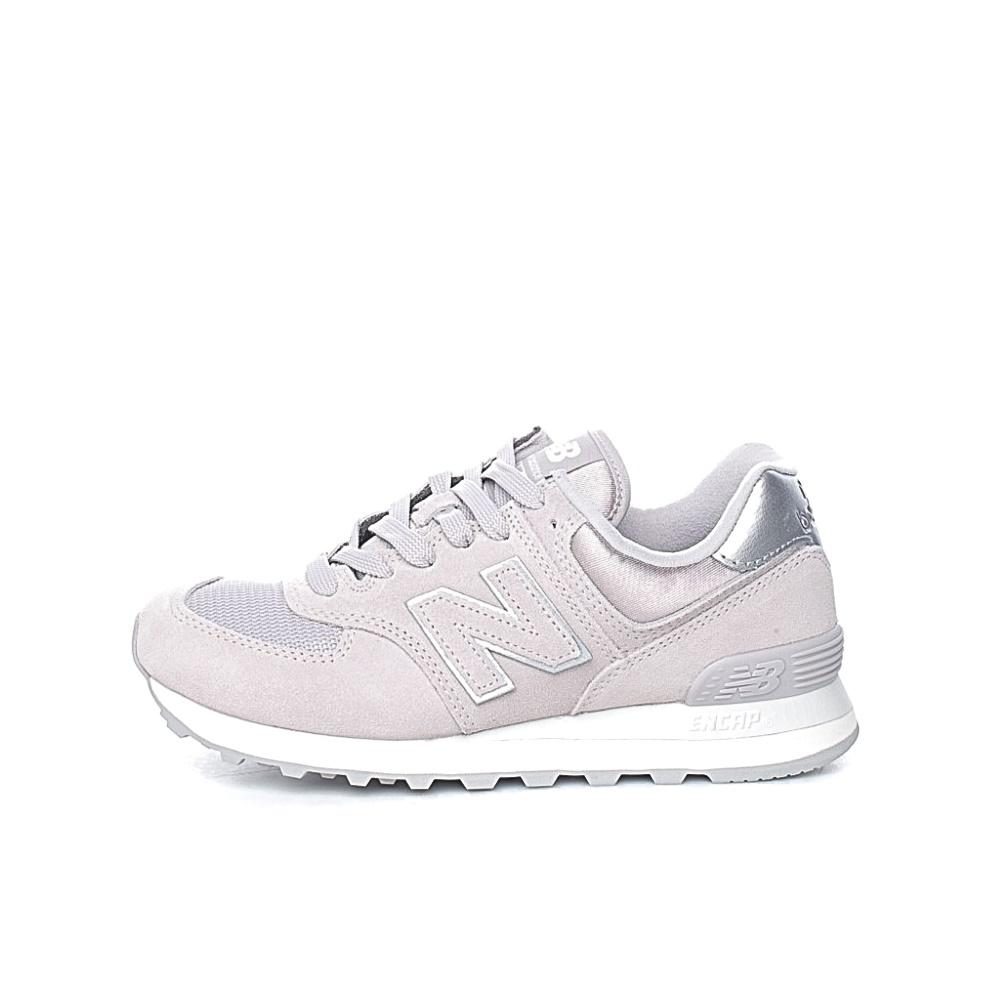 NEW BALANCE – Γυναικεία sneakers NEW BALANCE CLASSICS 574 μπεζ