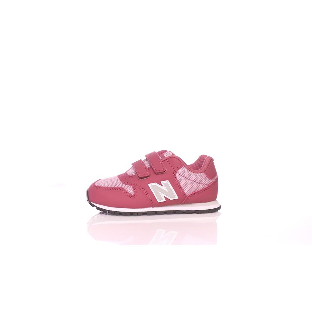 NEW BALANCE – Παιδικά sneakers NEW BALANCE ροζ