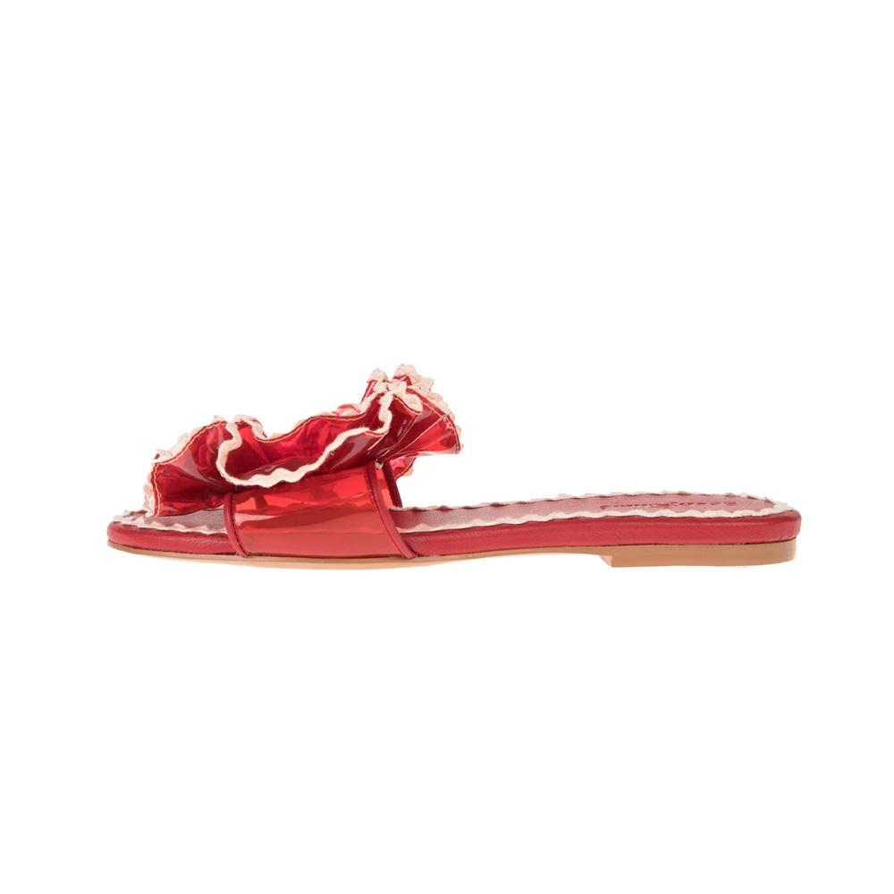 SEE BY CHLOE – Γυναικεία σανδάλια SEE BY CHLOE κόκκινα