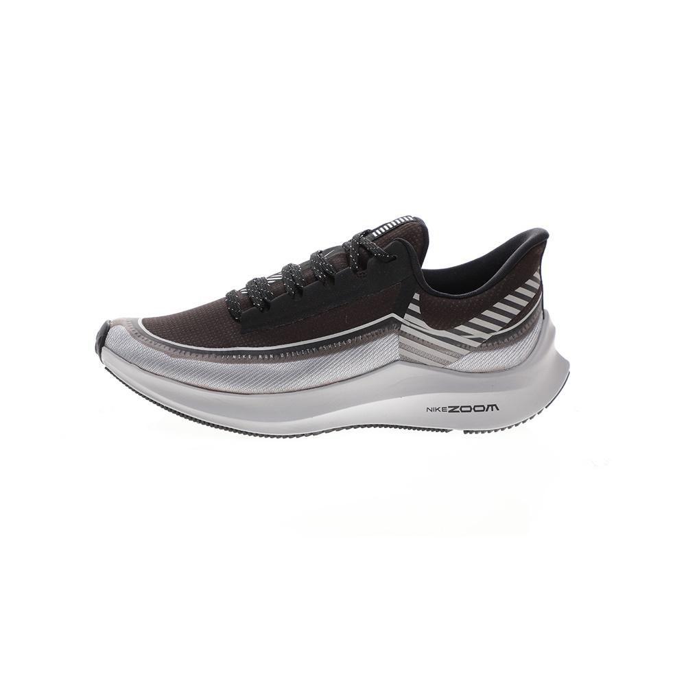 NIKE – Γυναικεία παπούτσια running NIKE ZOOM WINFLO 6 SHIELD μαύρα γκρι