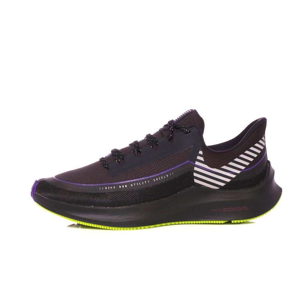 NIKE – Γυναικεία παπούτσια NIKE ZOOM WINFLO 6 SHIELD μαύρα μοβ