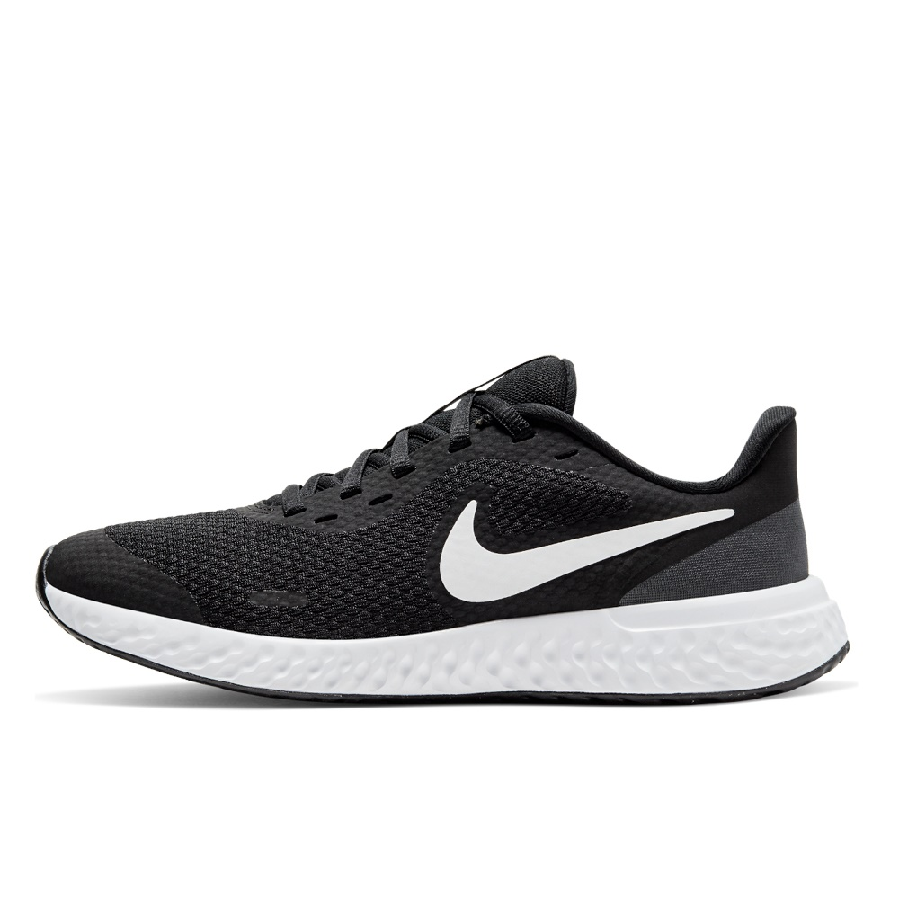 NIKE – Παιδικά παπούτσια NIKE REVOLUTION 5 μαύρα