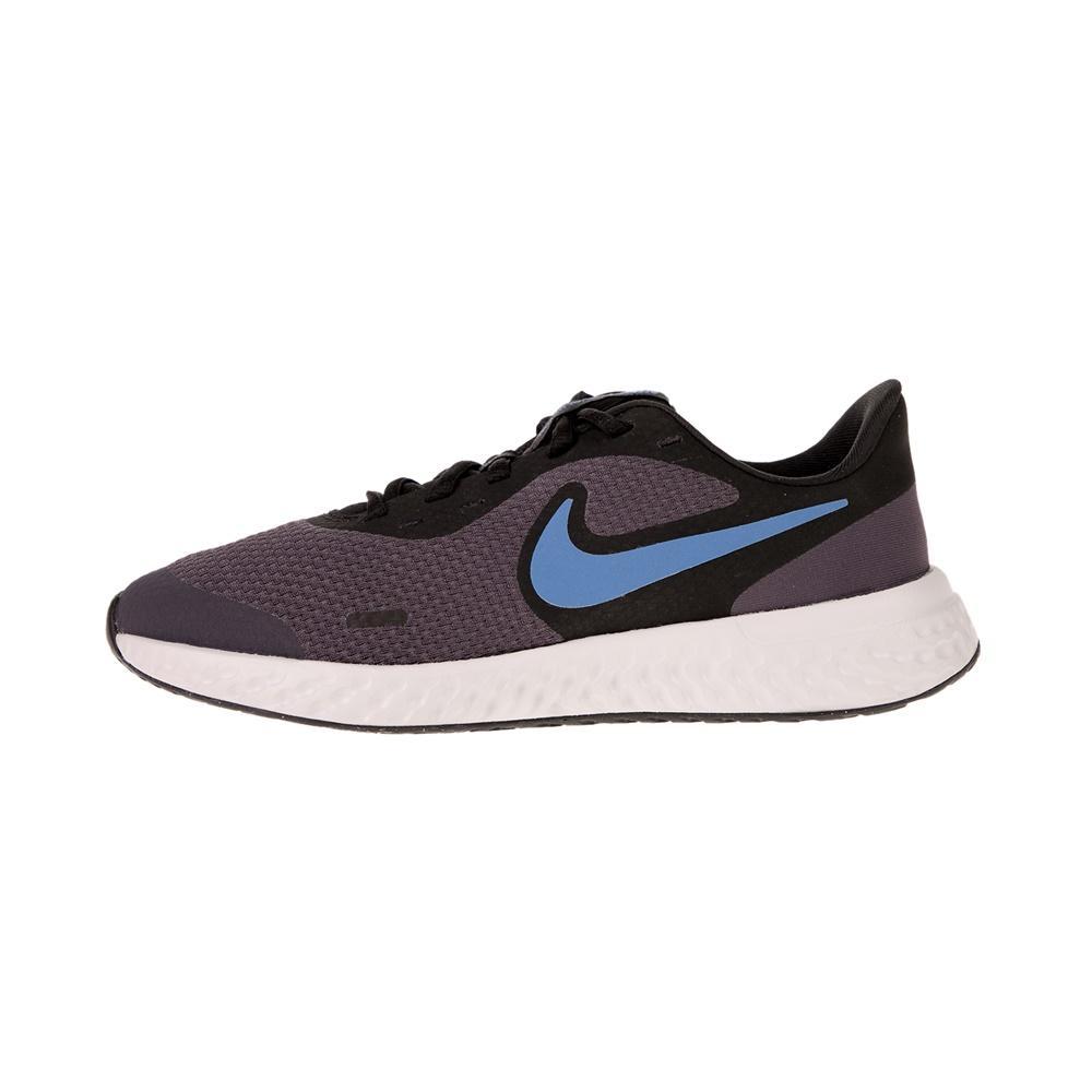 NIKE – Παιδικά παπούτσια NIKE REVOLUTION 5 (GS) καφέ
