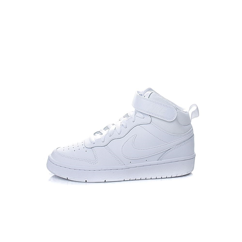 NIKE – Παιδικά παπούτσια NIKE COURT BOROUGH MID 2 (GS) λευκά