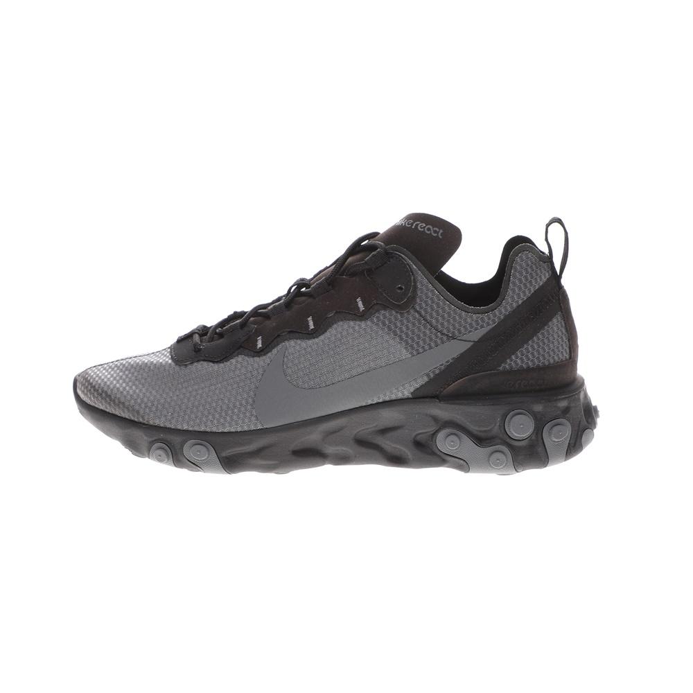NIKE – Ανδρικά αθλητικά παπούτσια NIKE REACT ELEMENT 55 SE μαύρα