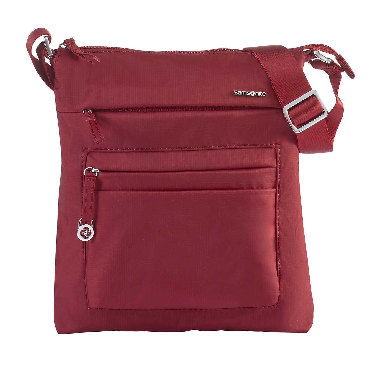 SAMSONITE - Γυναικεία τσάντα χιαστί MOVE 2.0 MINI SAMSONITE κόκκινη γυναικεία αξεσουάρ τσάντες σακίδια χιαστή   cross body