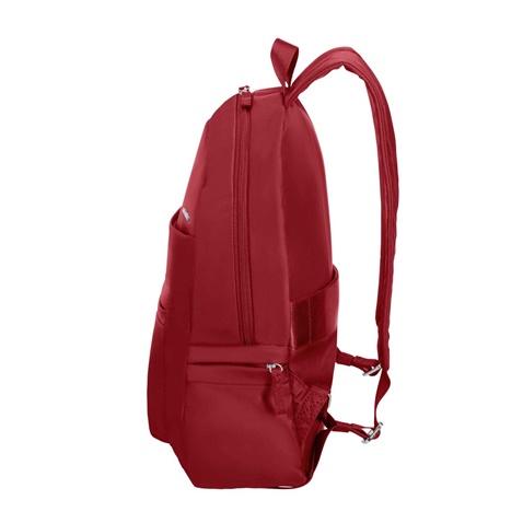 e4b9a7bf86 Γυναικεία τσάντα πλάτης SAMSONITE MOVE 2.0 BACKPACK 14.1   κόκκινη ...