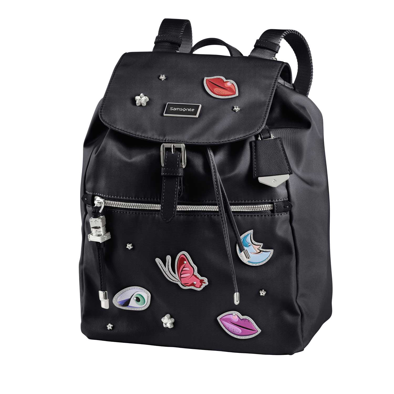 ccb7dc6eb0 SAMSONITE – Γυναικεία τσάντα πλάτης KARISSA SAMSONITE μαύρη
