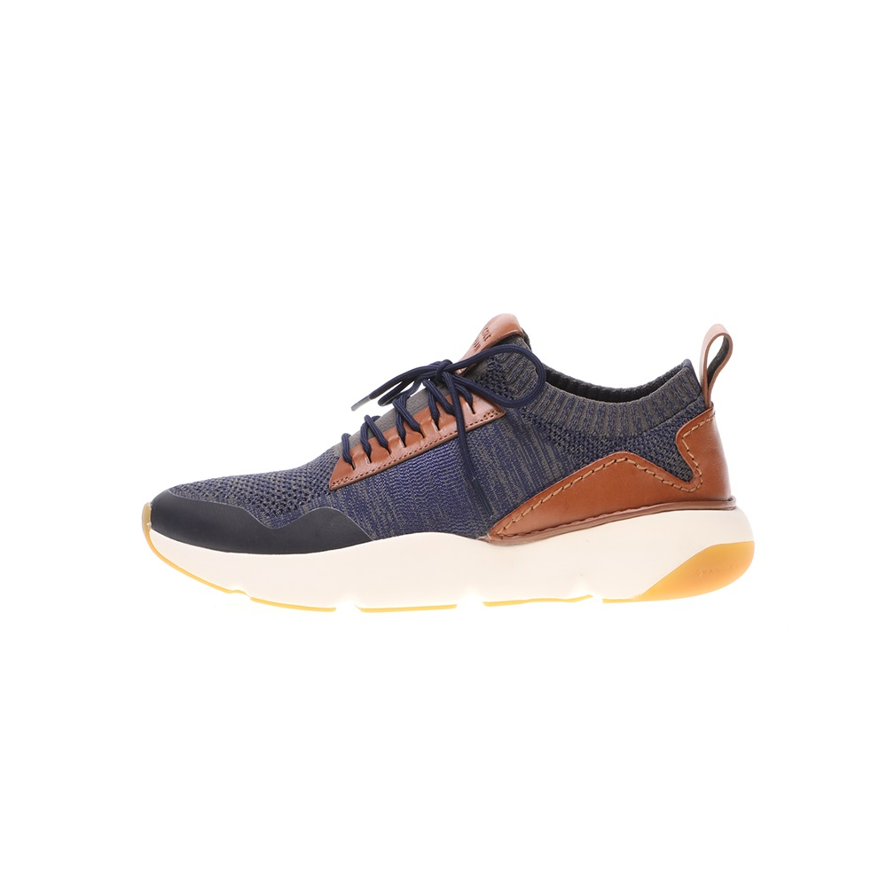 COLE HAAN – Ανδρικά sneakers COLE HAAN 3.ZEROGRAND MOTION STITCHLITE μπλε καφέ