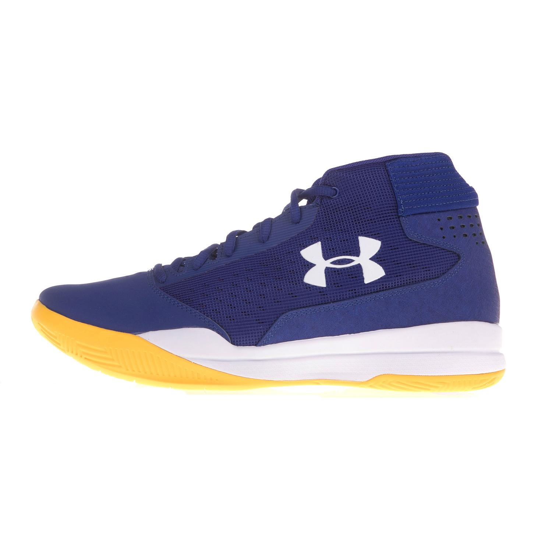 UNDER ARMOUR – Ανδρικά παπούτσια UNDER ARMOUR JET MID μπλε