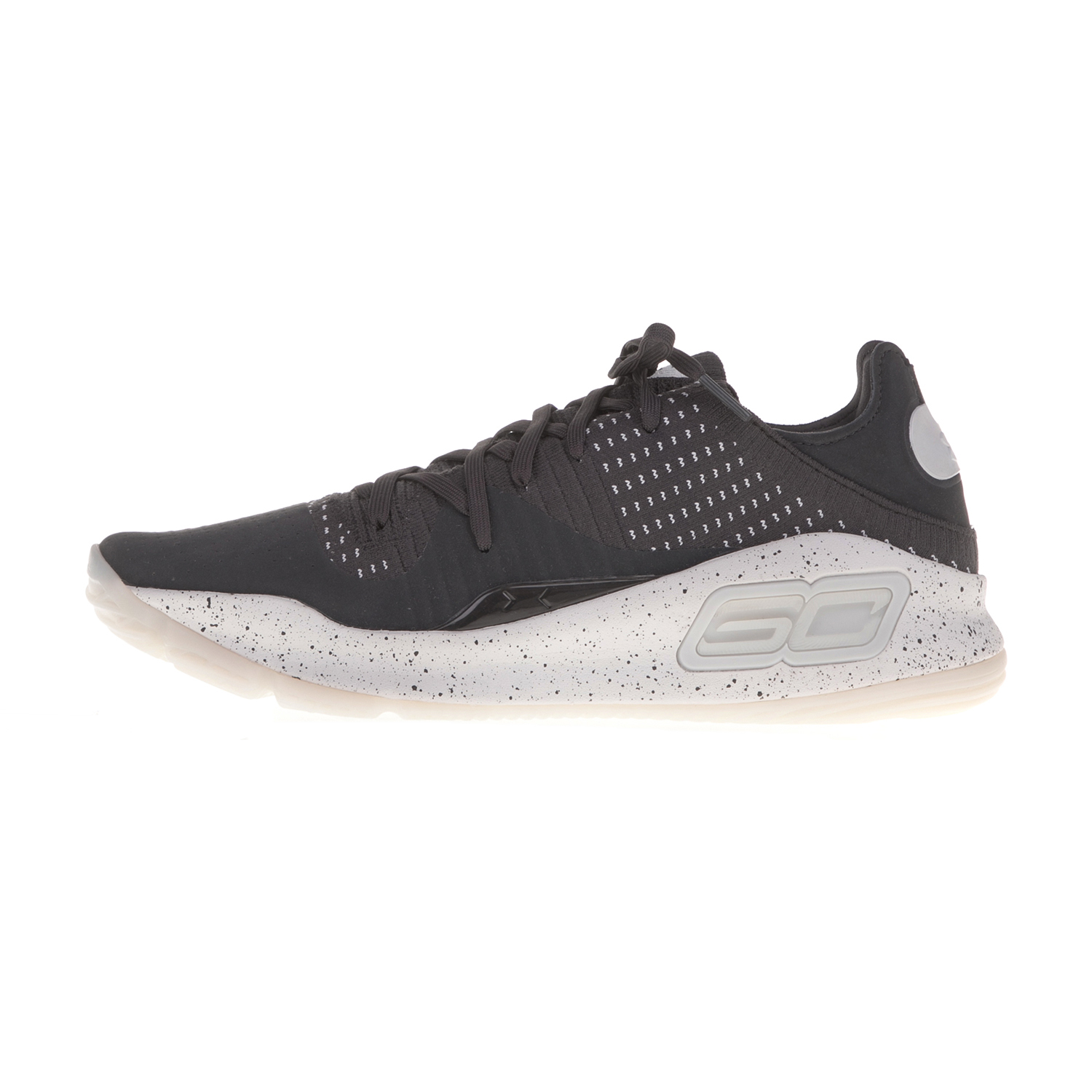 UNDER ARMOUR – Ανδρικά παπούτσια UNDER ARMOUR CURRY 4 LOW μαύρα