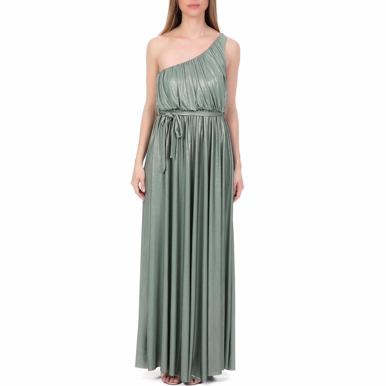 1b8e19e648cf  ALE - Γυναικείο μάξι φόρεμα  ALE πράσινο.