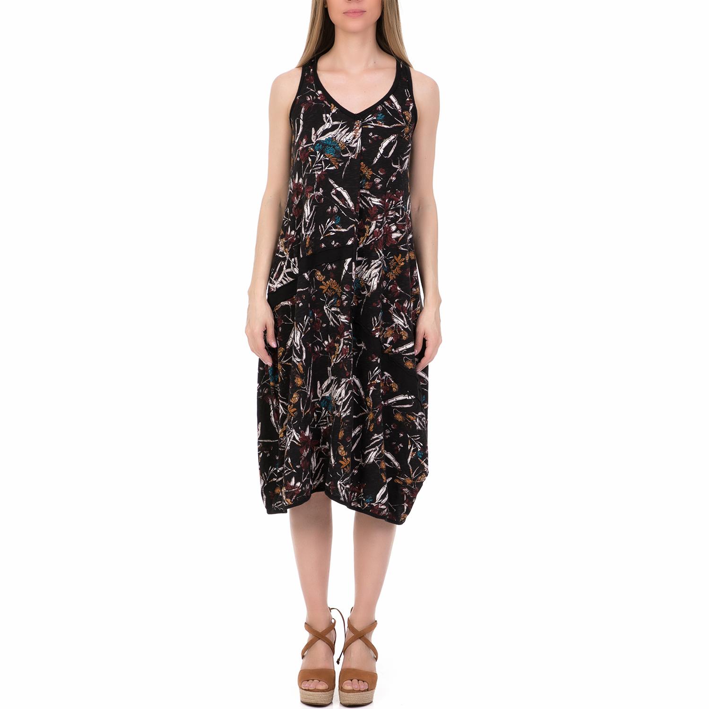 b048e0f76fde  ALE - Γυναικείο μίντι φόρεμα  ALE φλοράλ.