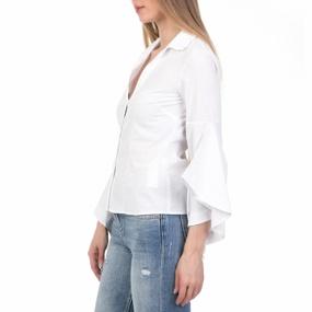 1a060876c5ec  ALE. Γυναικείο πουκάμισο  ALE λευκό